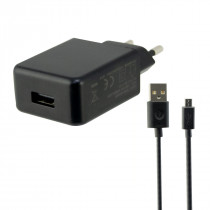 KSIX USB WALL CHARGER 2A +...