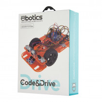CODE&DRIVE EBOTICS KIT DYI...
