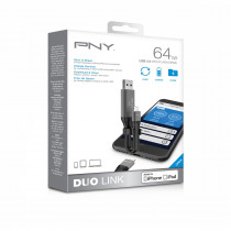 MEMORIA USB DUO-LINK CABLE...