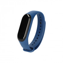 TPU STRAP FOR MI BAND 3/4 BLUE