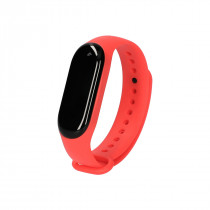 TPU STRAP FOR MI BAND 3/4 RED