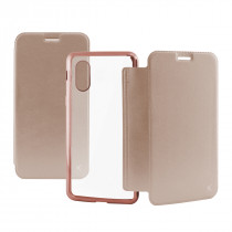 KSIX METAL FOLIO CASE TPU...
