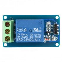 EBOTICS 5VDC RELAY MODULE