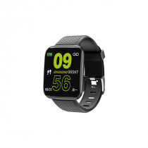 FITNESS BAND CONTACT NEGRO