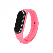 TPU STRAP FOR MI BAND 3/4 PINK
