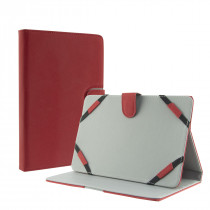 KSIX TEXAN UNIVERSAL DENIM COVER KSIX FOR 7 INCHES TABLET RED