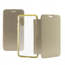FUNDA FOLIO METAL KSIX TPU...